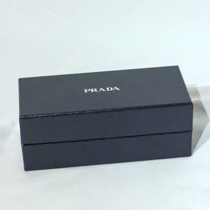 Prada Sunglass case box.